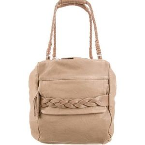 Isabel Marant Ima beige leather bag